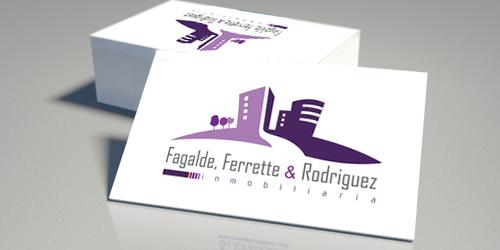 Diseño Gráfico FFR Inmobiliaria