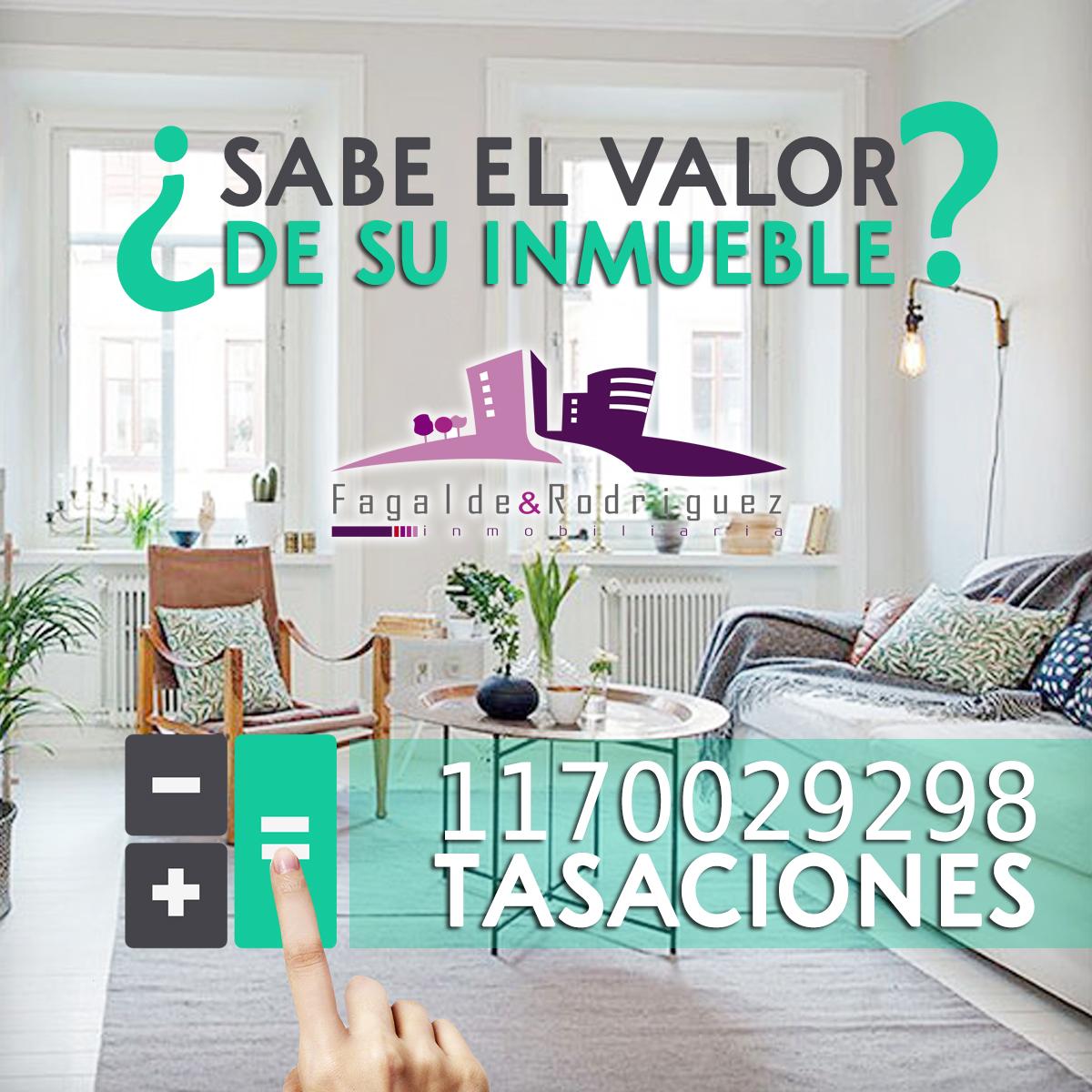 tasaciones FFR Inmobiliaria